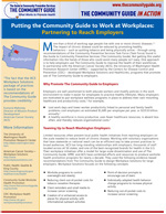 First page of the Washington State Workplace In Action Story