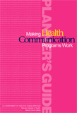 Pink Book: Make Health Communication Programs Work
