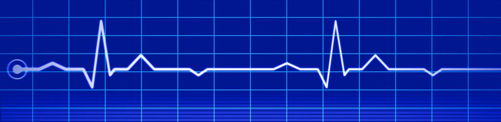 Heart beat pulse graphic to represent prevention and control of hypertension, Cardiovascular Disease